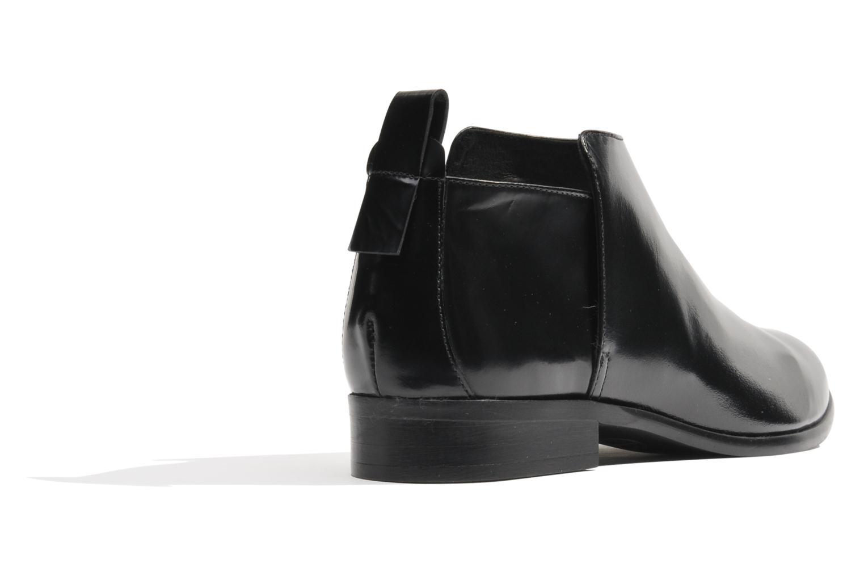 Bottines et boots Made by SARENZA Rock-a-hula #7 Noir vue face