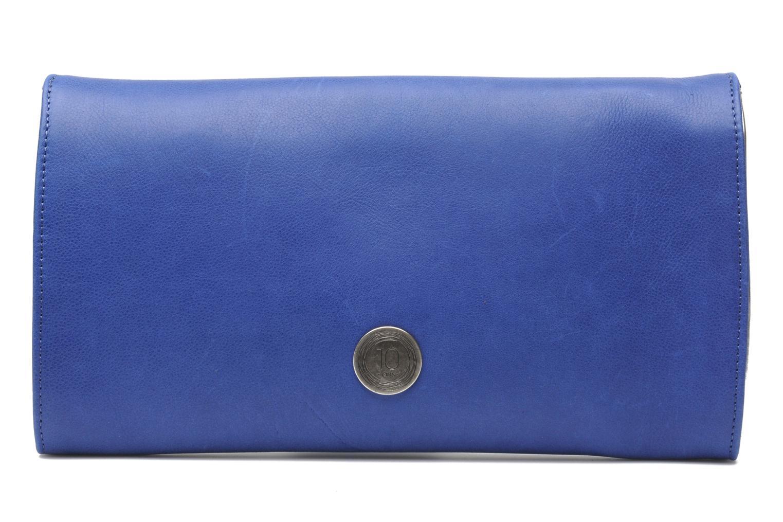 Clutch bags Nat & Nin Bastille Day Blue front view