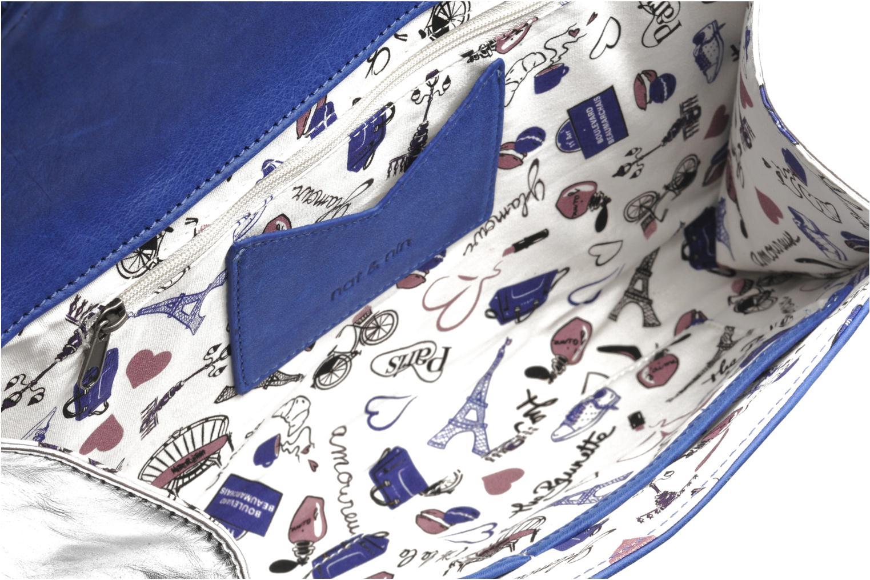 Sacs pochettes Nat & Nin Bastille Day Bleu vue derrière