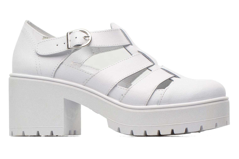 Sandales et nu-pieds Victoria Sandalia Tacon Blanc vue derrière