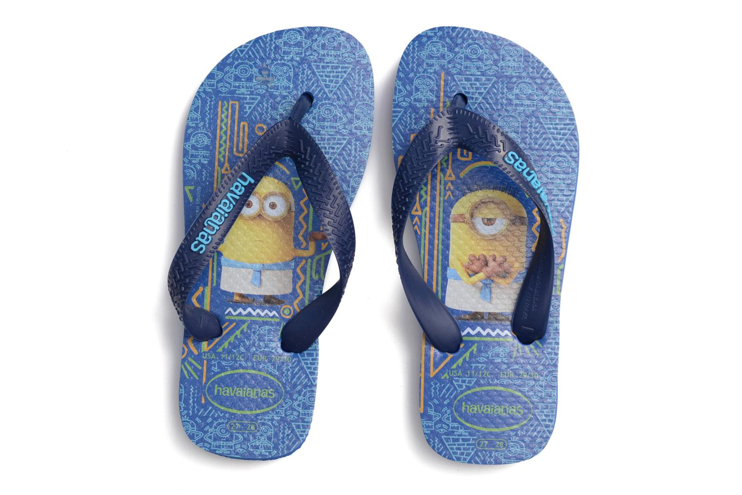 Kids Minions Blue Star