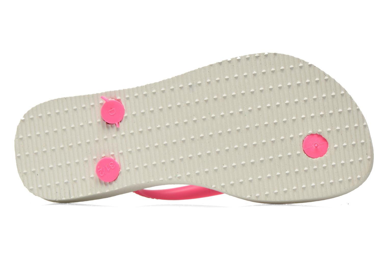 Kids Slim Disney Cool White/Shocking Pink