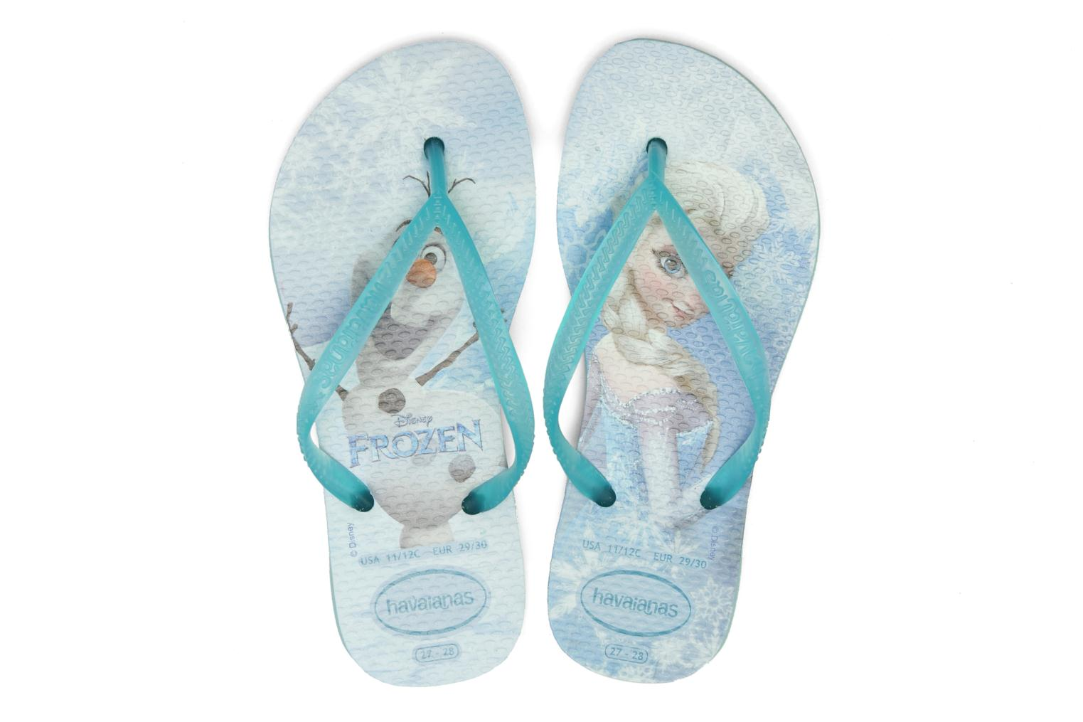 Kids Slim Frozen Ice Blue