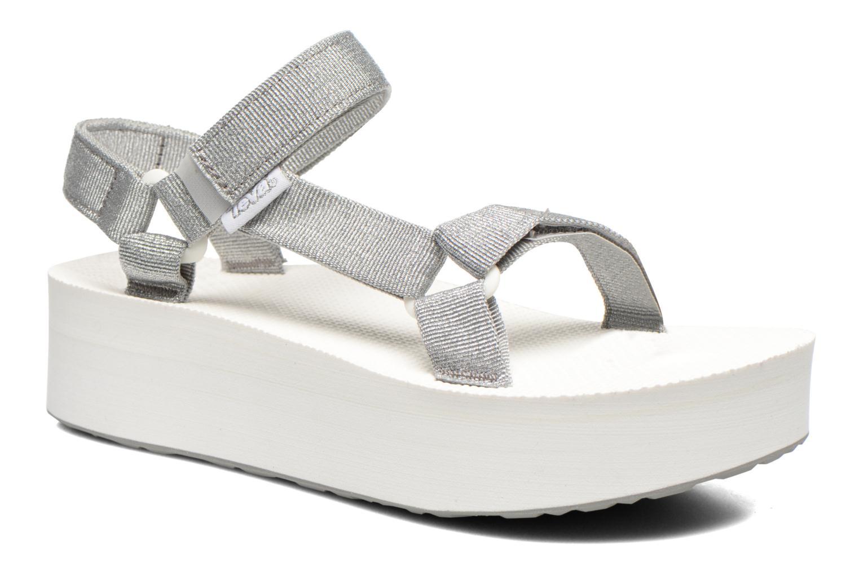 Sandali e scarpe aperte Teva Flatform Universal Argento vedi dettaglio/paio