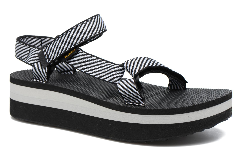 Sandali e scarpe aperte Teva Flatform Universal Nero vedi dettaglio/paio