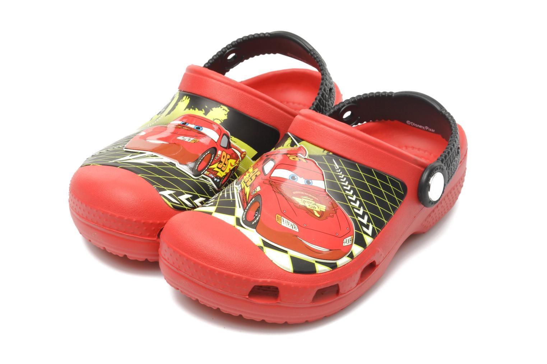 Sandalen Crocs CCLightningMcQueenClog Rood 3/4'