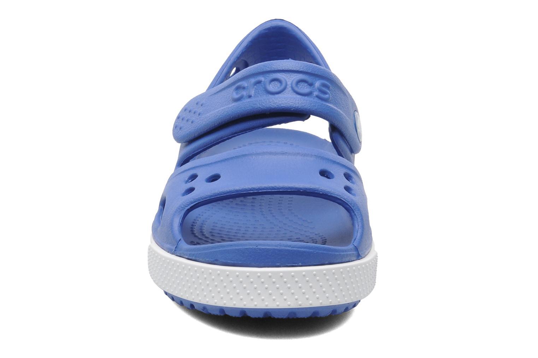 Sandales et nu-pieds Crocs CrocbandIISandalPS Bleu vue portées chaussures