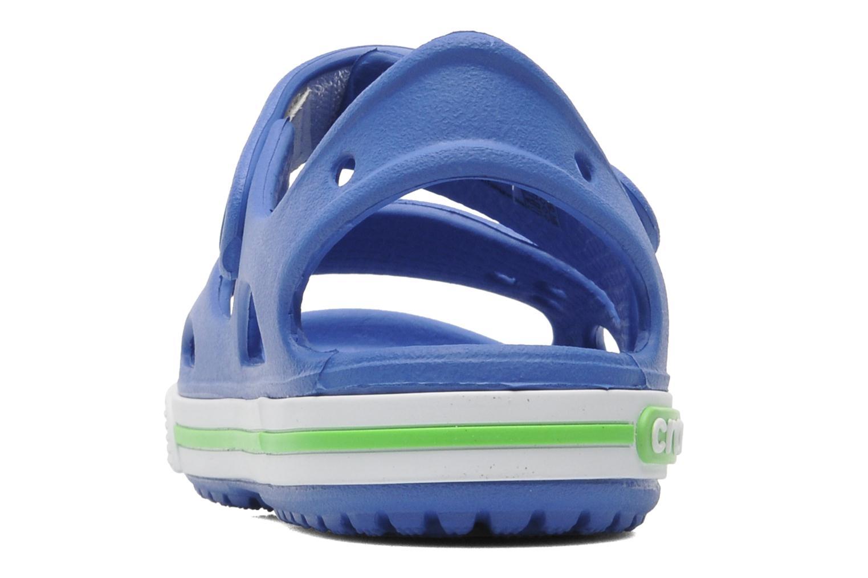Sandales et nu-pieds Crocs CrocbandIISandalPS Bleu vue droite