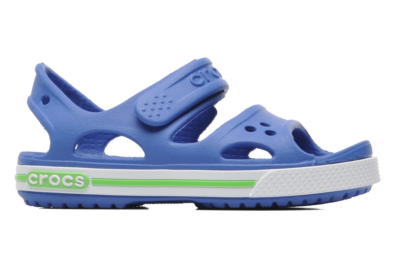 Sandales et nu-pieds Crocs CrocbandIISandalPS Bleu vue derrière