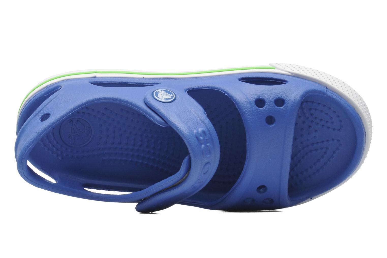 Sandales et nu-pieds Crocs CrocbandIISandalPS Bleu vue gauche