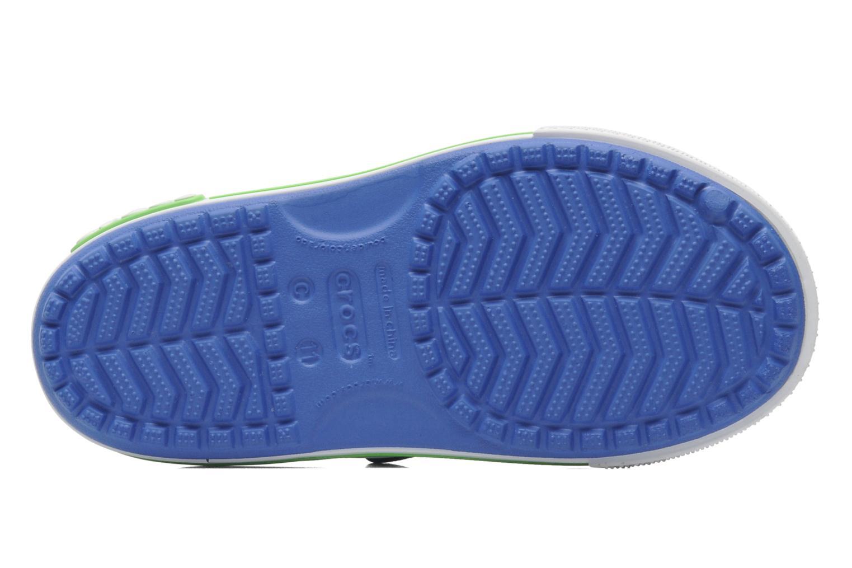 Sandales et nu-pieds Crocs CrocbandIISandalPS Bleu vue haut