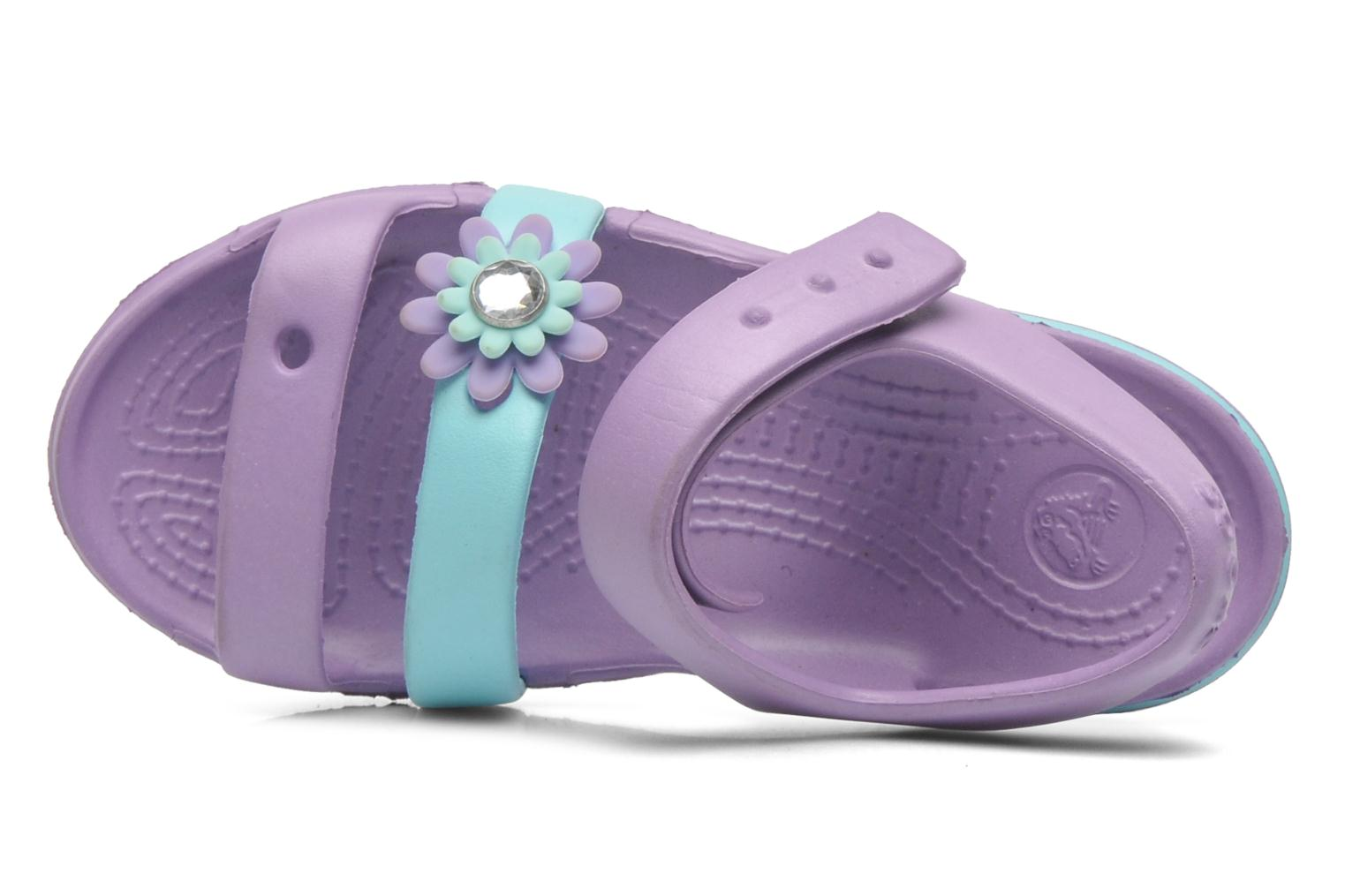 Sandalen Crocs Keeley Petal Charm Sandal PS Multicolor links
