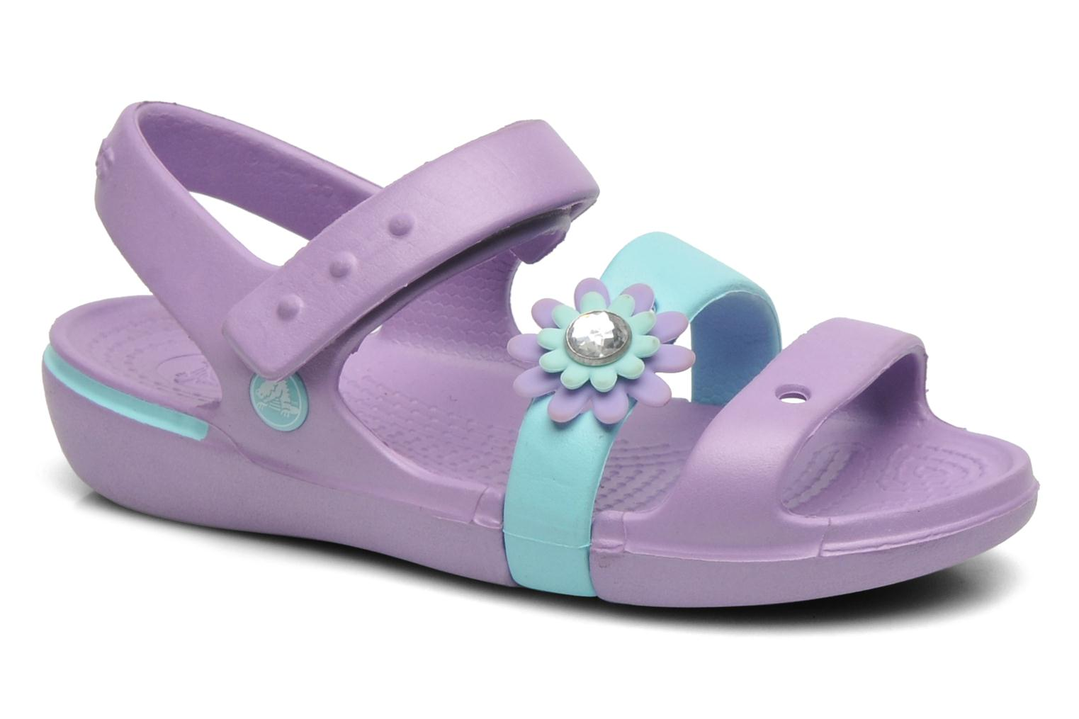 Sandalen Crocs Keeley Petal Charm Sandal PS Multicolor detail