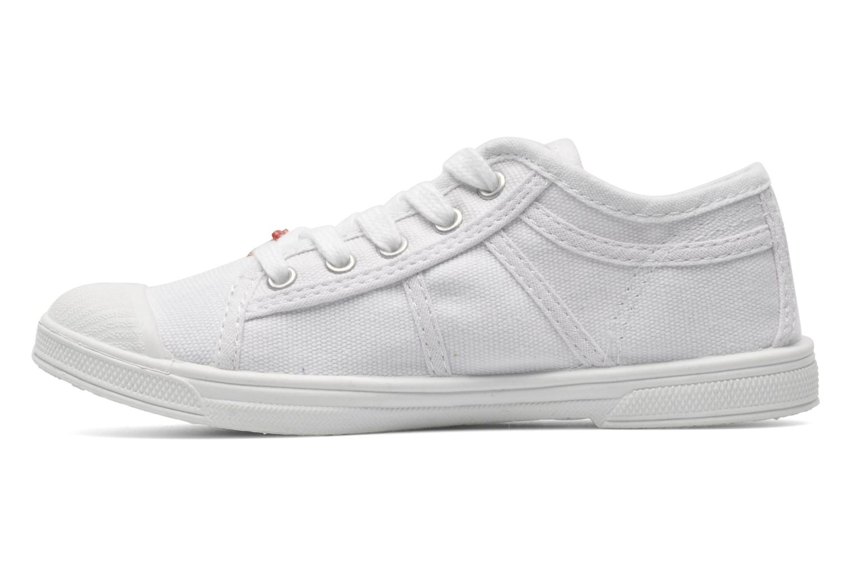 Sneakers Le temps des cerises Lc Basic 02 Bianco immagine frontale