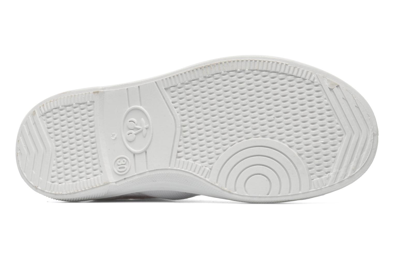 Sneakers Le temps des cerises Lc Basic 02 Bianco immagine dall'alto