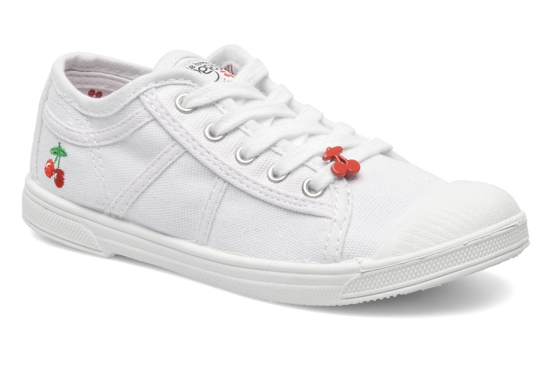 Sneakers Le temps des cerises Lc Basic 02 Bianco vedi dettaglio/paio