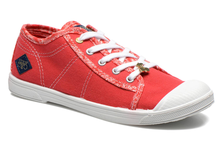 Sneakers Le temps des cerises Lc Basic 02 Rosso vedi dettaglio/paio