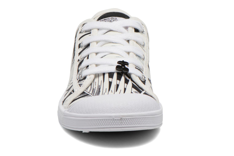 Baskets Le temps des cerises Lc Basic 02 Noir vue portées chaussures