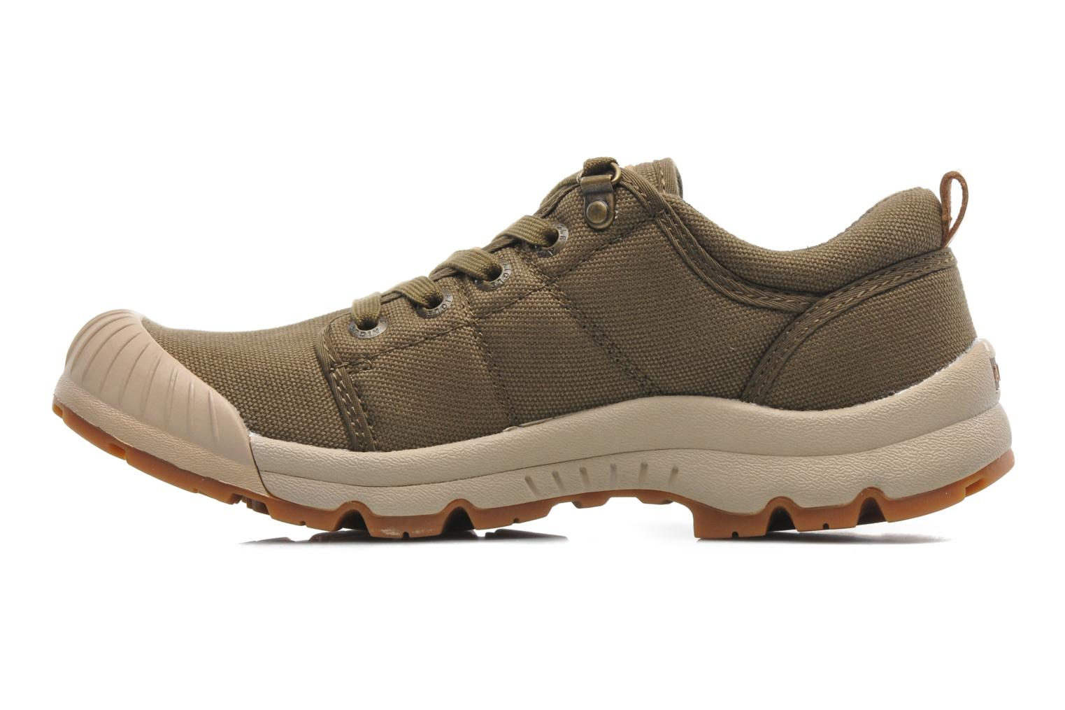 Trainers Aigle Tenere Light Low Cvs Green front view