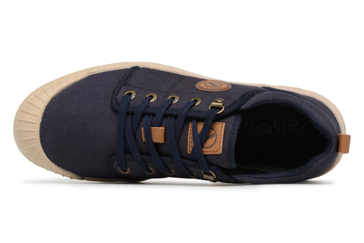 Trainers Aigle Tenere Light Low Cvs Blue view from the left