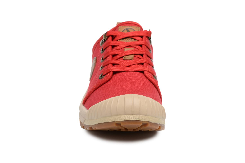 Baskets Aigle Tenere Light Low W Cvs Rouge vue portées chaussures