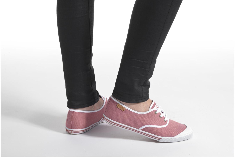 Sneakers Aigle Lauriel Rood onder