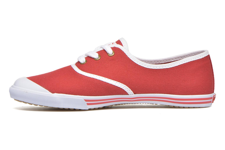 Sneakers Aigle Lauriel Rood voorkant