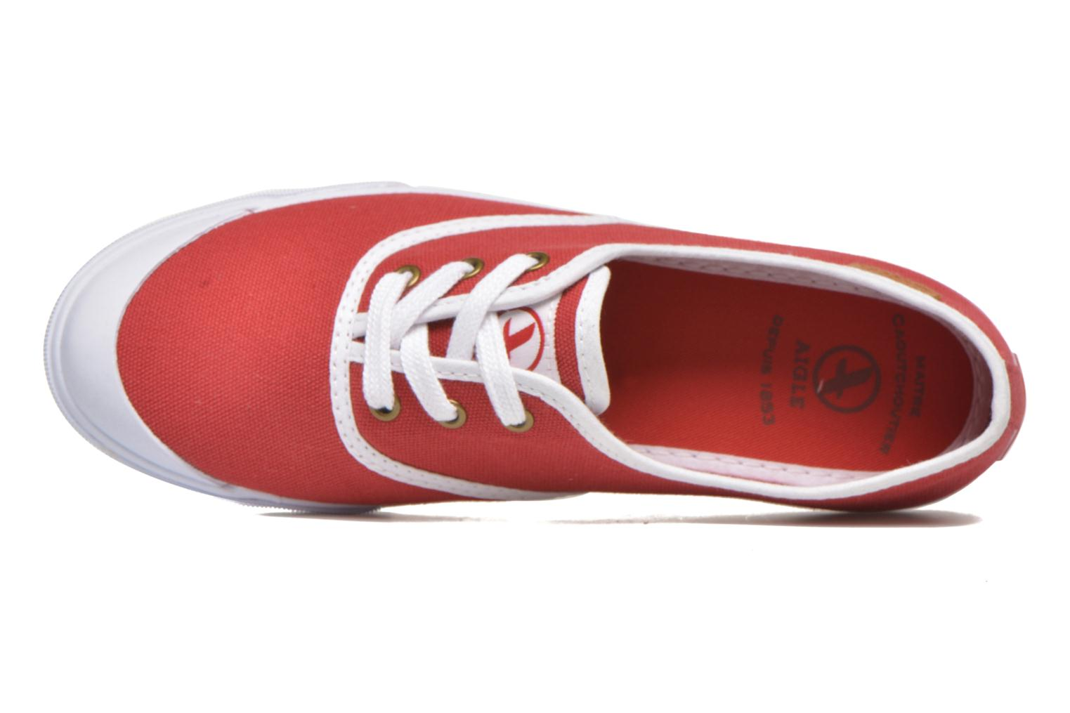 Sneakers Aigle Lauriel Rood links