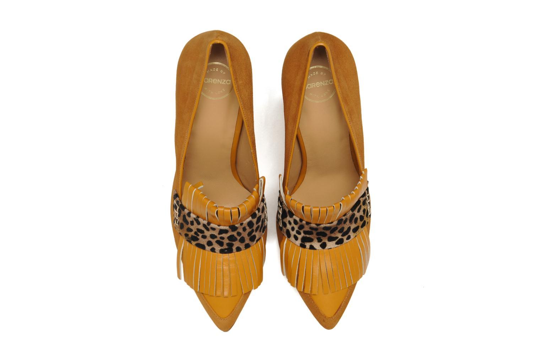 Mocassins Made by SARENZA Cape Town #4 Marron vue portées chaussures