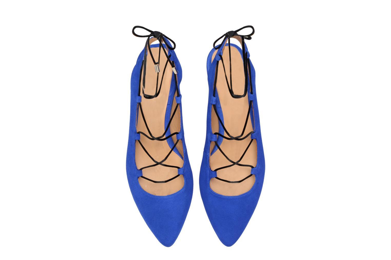 Ballet pumps Made by SARENZA Seven Tease #3 Blue model view