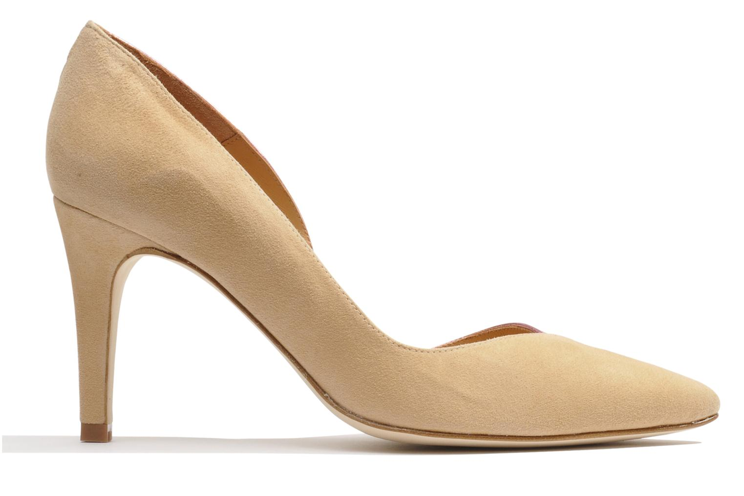 Marques Chaussure femme Made by SARENZA femme Roudoudou #6 Specchio rose gold / Ante Nude 86445