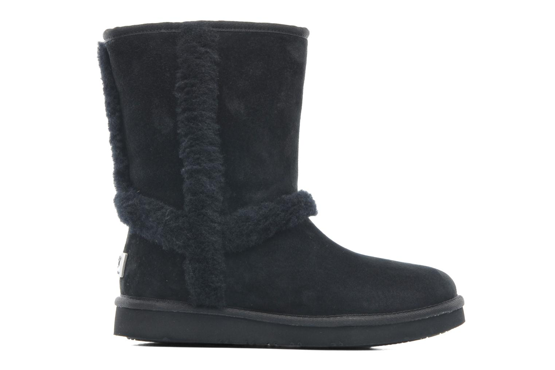 Boots en enkellaarsjes UGG Carter Zwart achterkant