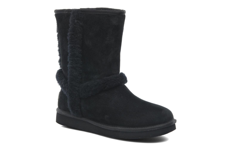Boots en enkellaarsjes UGG Carter Zwart detail