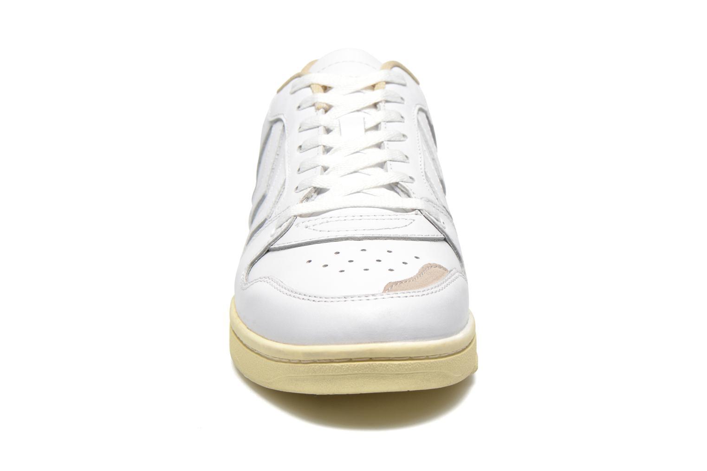 Sneaker Hummel Pernfors Power Play weiß schuhe getragen