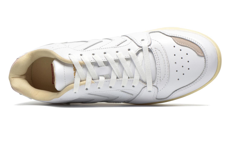 Sneaker Hummel Pernfors Power Play weiß ansicht von links