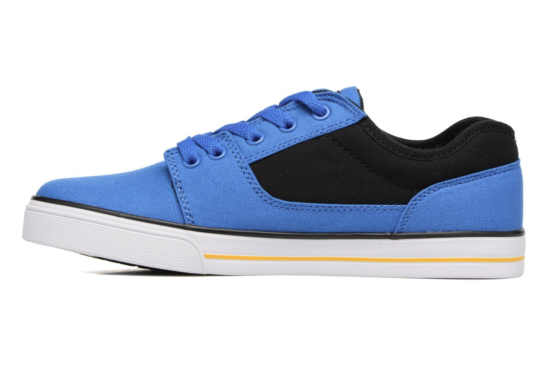Baskets DC Shoes TONIK SE Bleu vue face