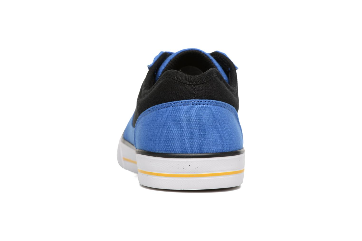 Trainers DC Shoes TONIK SE Blue view from the right