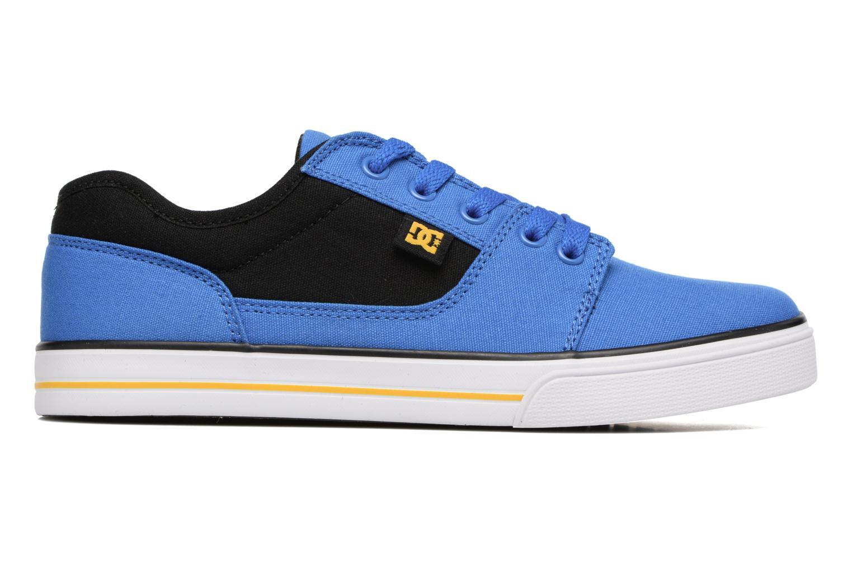 Trainers DC Shoes TONIK SE Blue back view