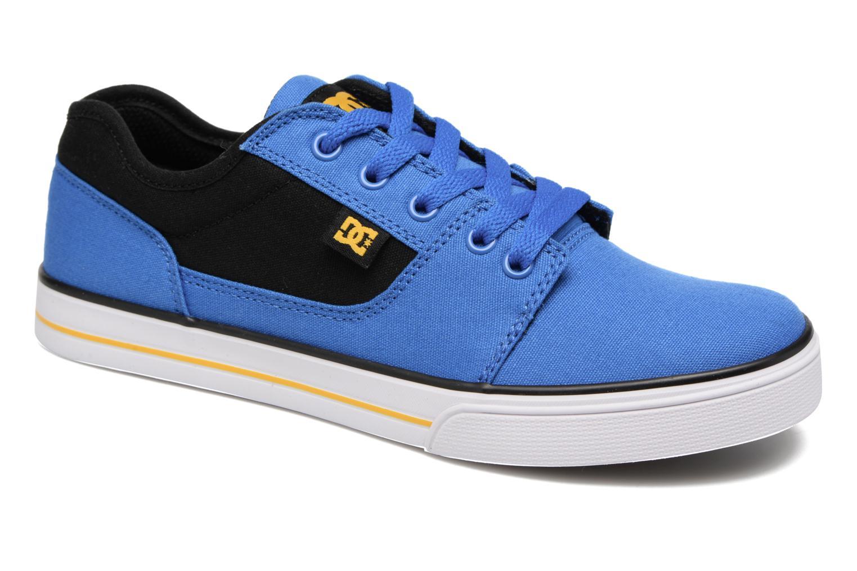 Sneakers DC Shoes TONIK SE Blå detaljeret billede af skoene