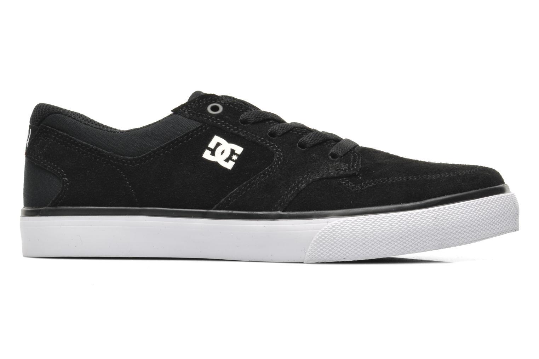 Sneaker DC Shoes NYJAH VULC Kids schwarz ansicht von hinten