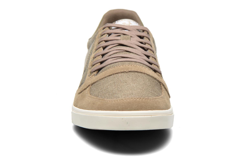Sneakers Hummel Ten Star Washed Lo Grijs model