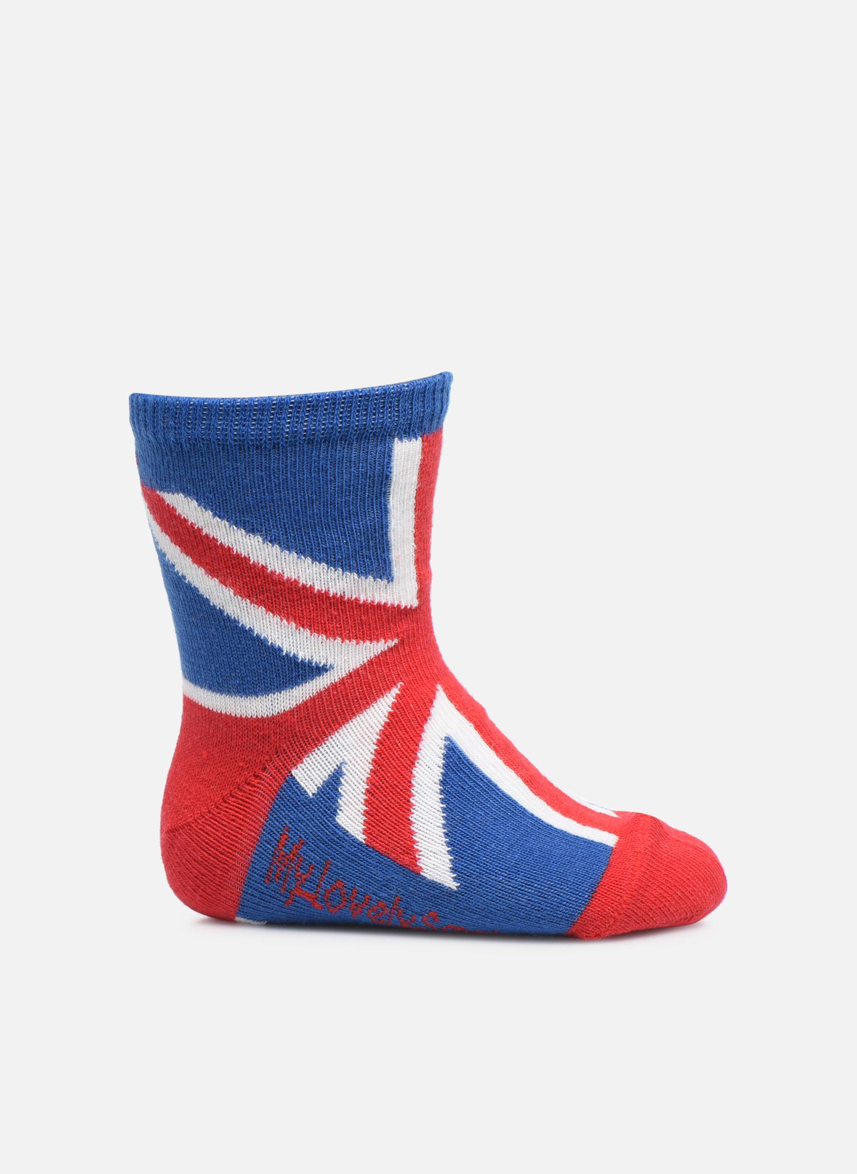 Chaussettes et collants My Lovely Socks Jack Multicolore vue détail/paire