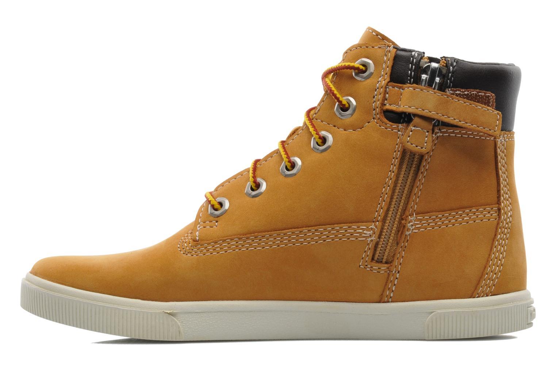 Sneakers Timberland 2 0 EK6INLACE/ZIP Beige voorkant