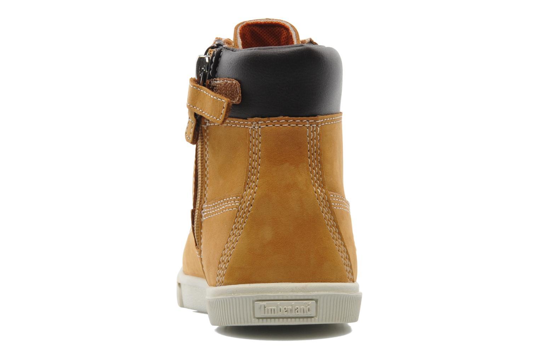 Sneakers Timberland 2 0 EK6INLACE/ZIP Beige rechts
