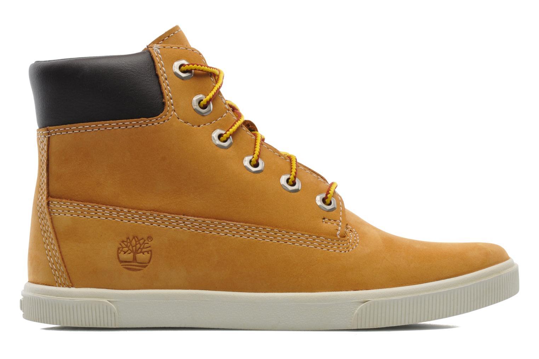 Sneakers Timberland 2 0 EK6INLACE/ZIP Beige achterkant