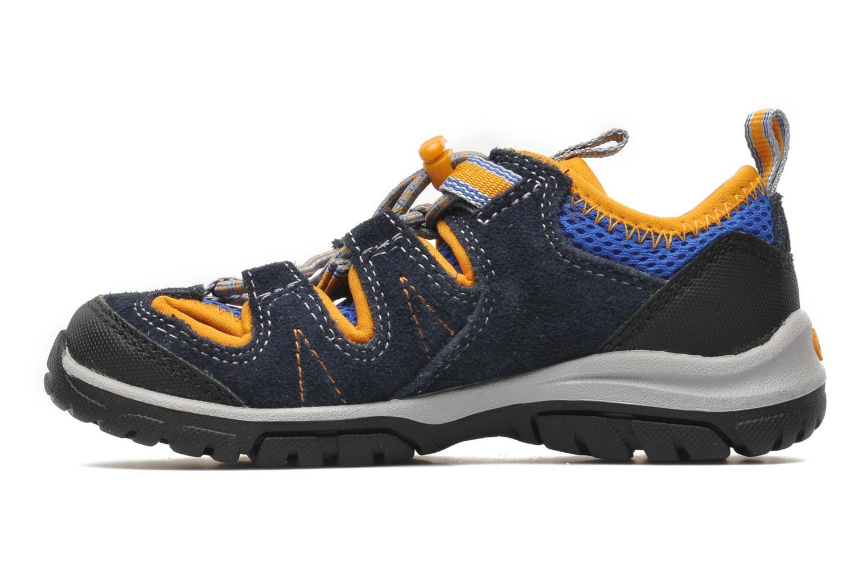 Sneaker Timberland ZIP TRAIL FSHRMN blau ansicht von vorne