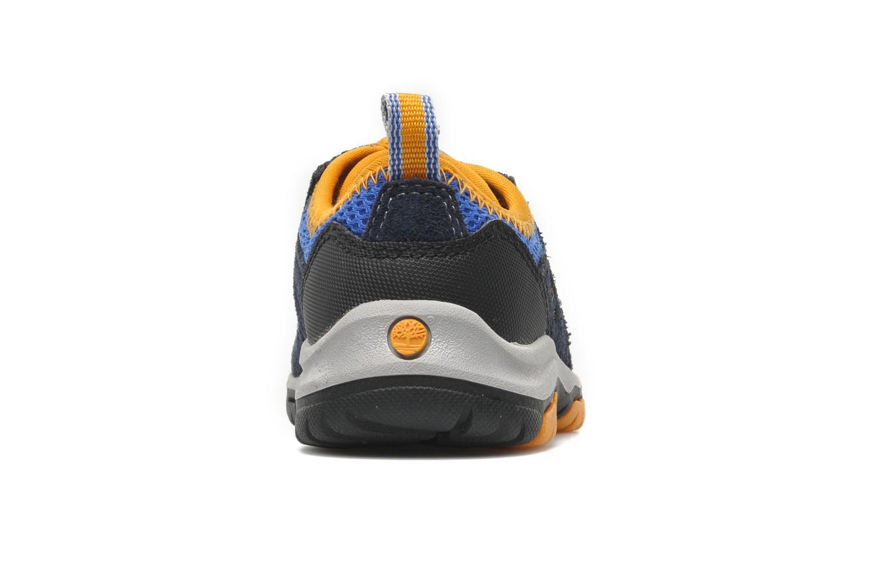 Sneaker Timberland ZIP TRAIL FSHRMN blau ansicht von rechts