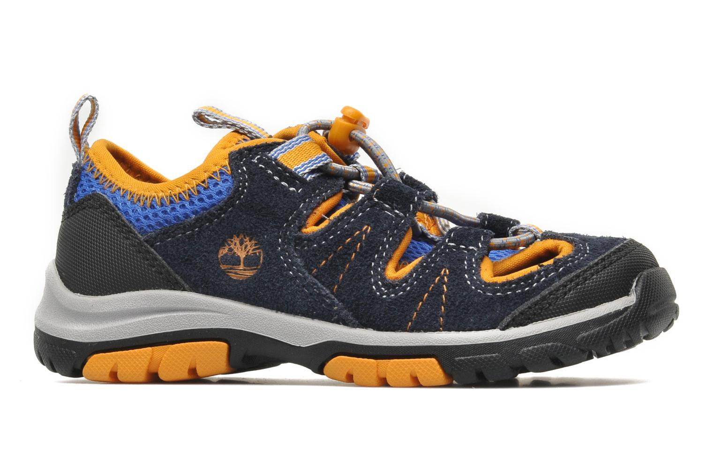 Sneaker Timberland ZIP TRAIL FSHRMN blau ansicht von hinten