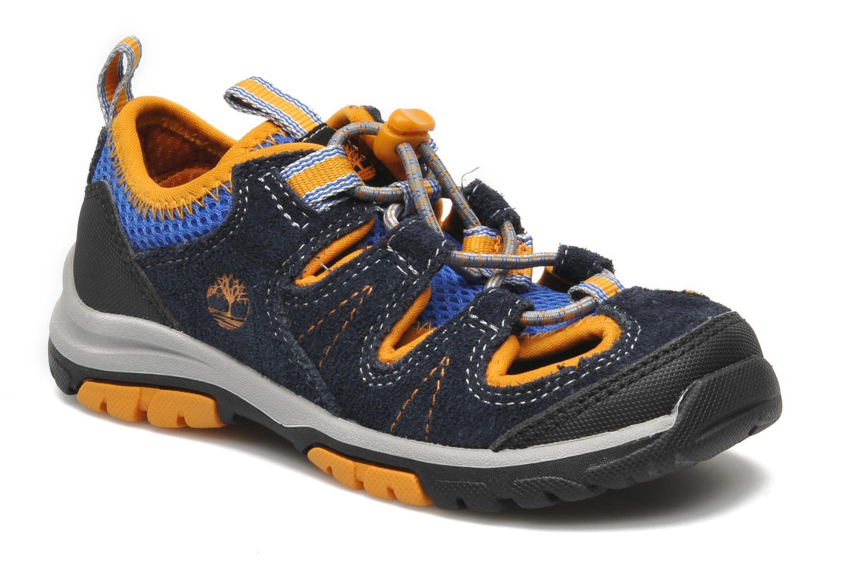 Sneaker Timberland ZIP TRAIL FSHRMN blau detaillierte ansicht/modell