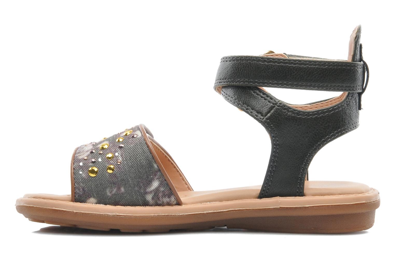 Sandales et nu-pieds Geox J S.MILK C II Vert vue face